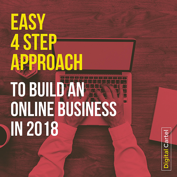 Steps For Build Online Business