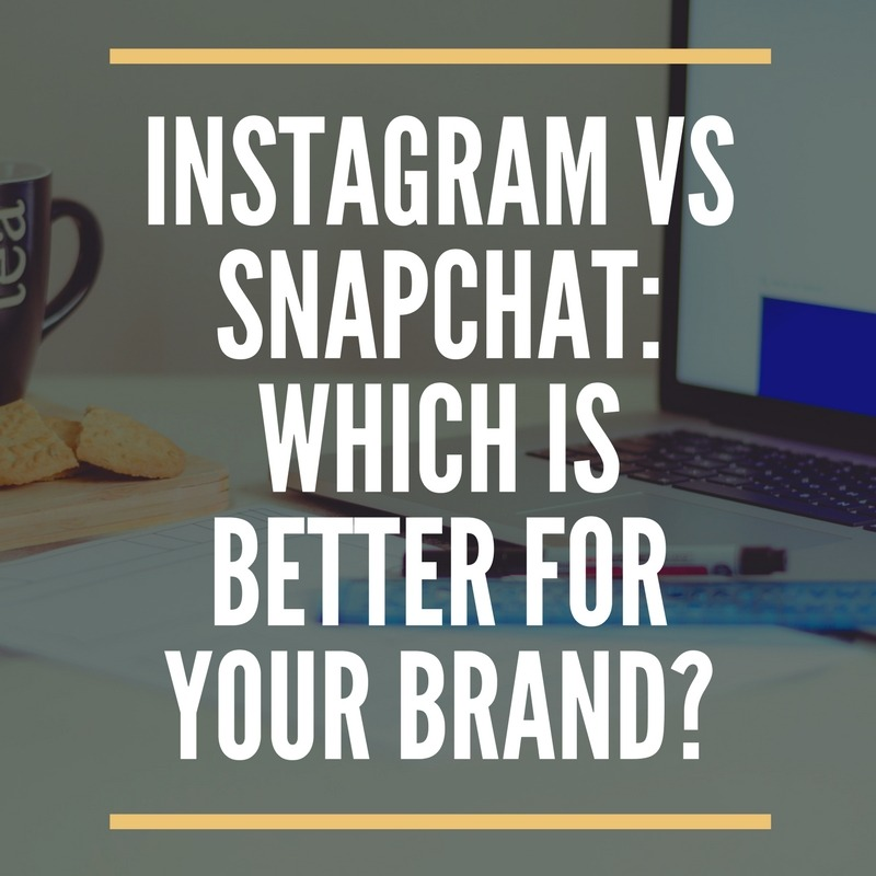 Instagram Vs Snapchat | Digital Cartel Media