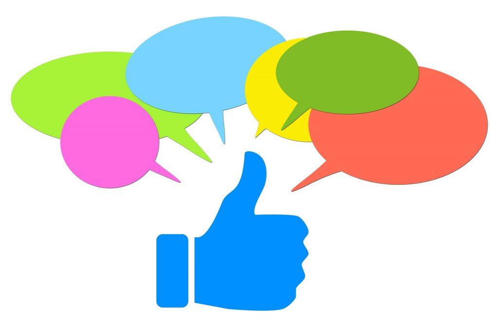 Customer Engagement Likes