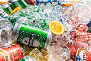 A Bucket of Ice Cold Beer