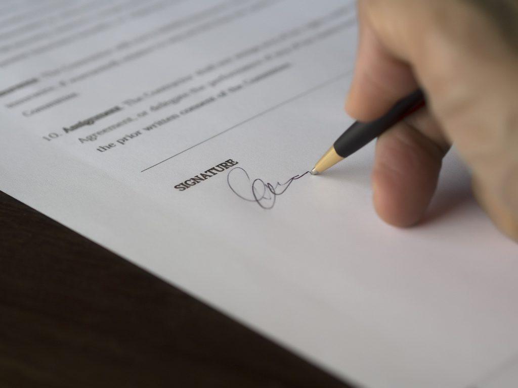 Cold Email Etiquette Email Signature