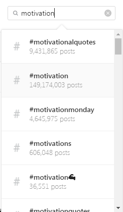 Monday Morning Motivation Instagram