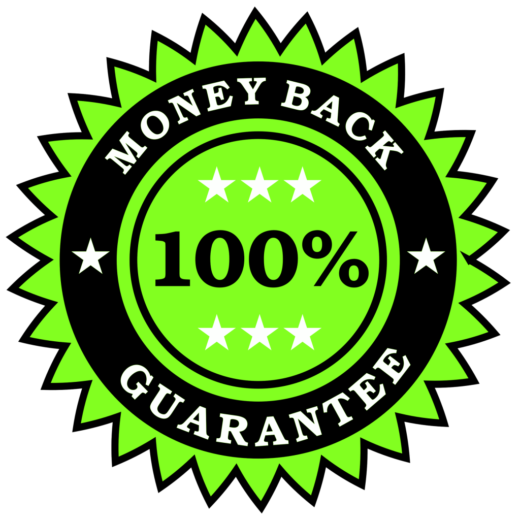 Brand Loyalty Money-Back Guarantee