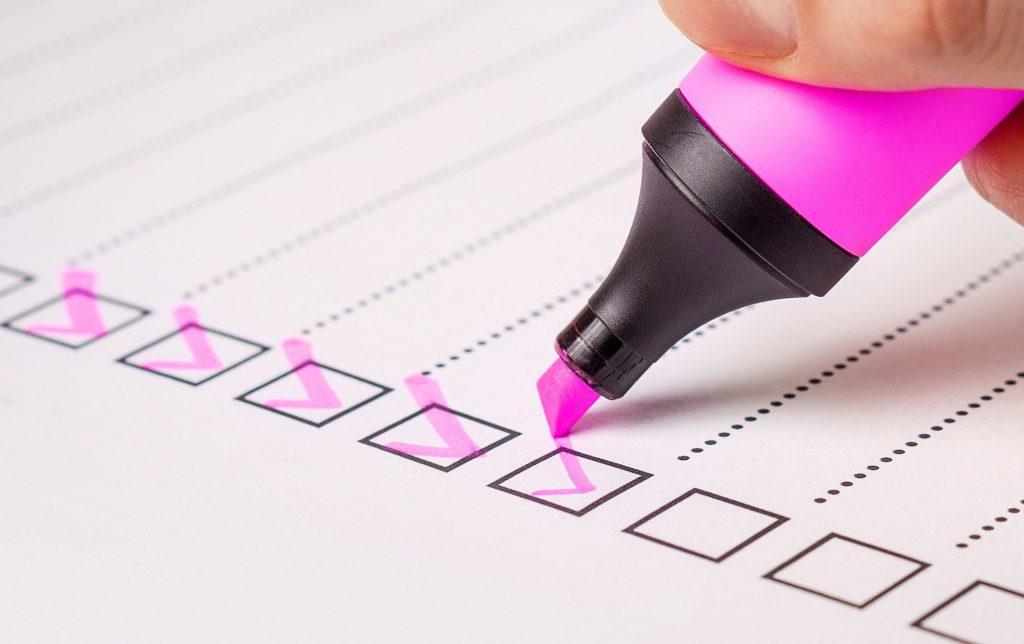 How to write meta descriptions checklist