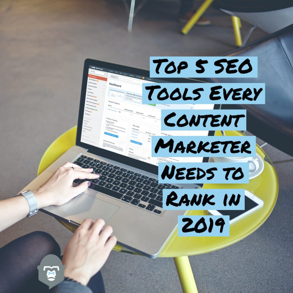 SEO Tools For Contemt Marketing