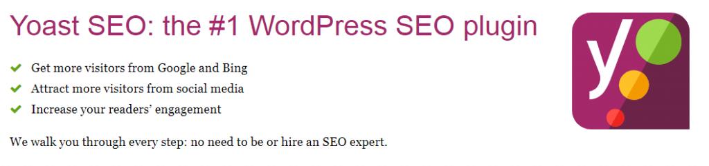 Marketing WordPress plugin yoast