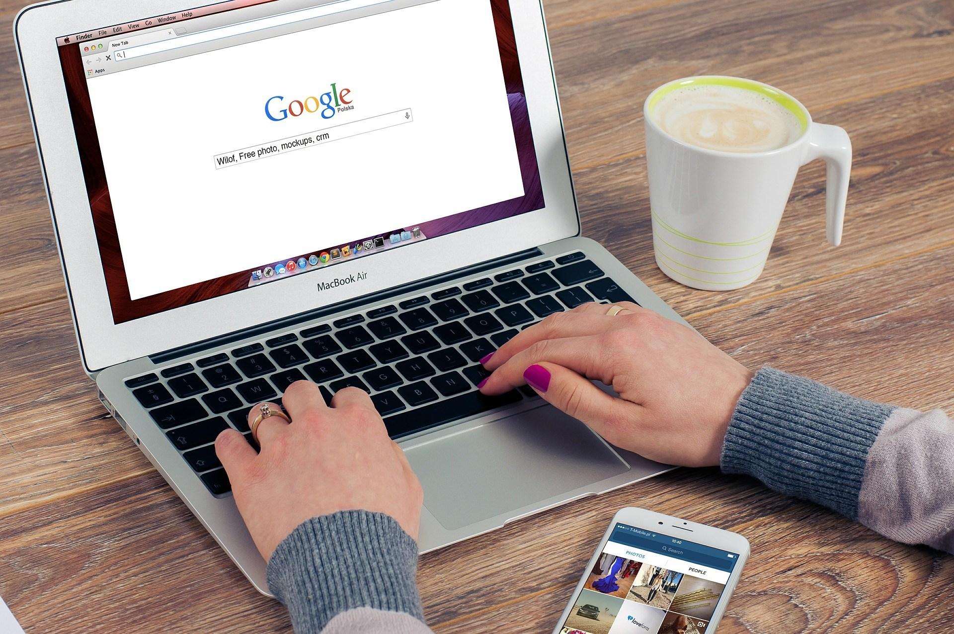 Ranking on Google SEO