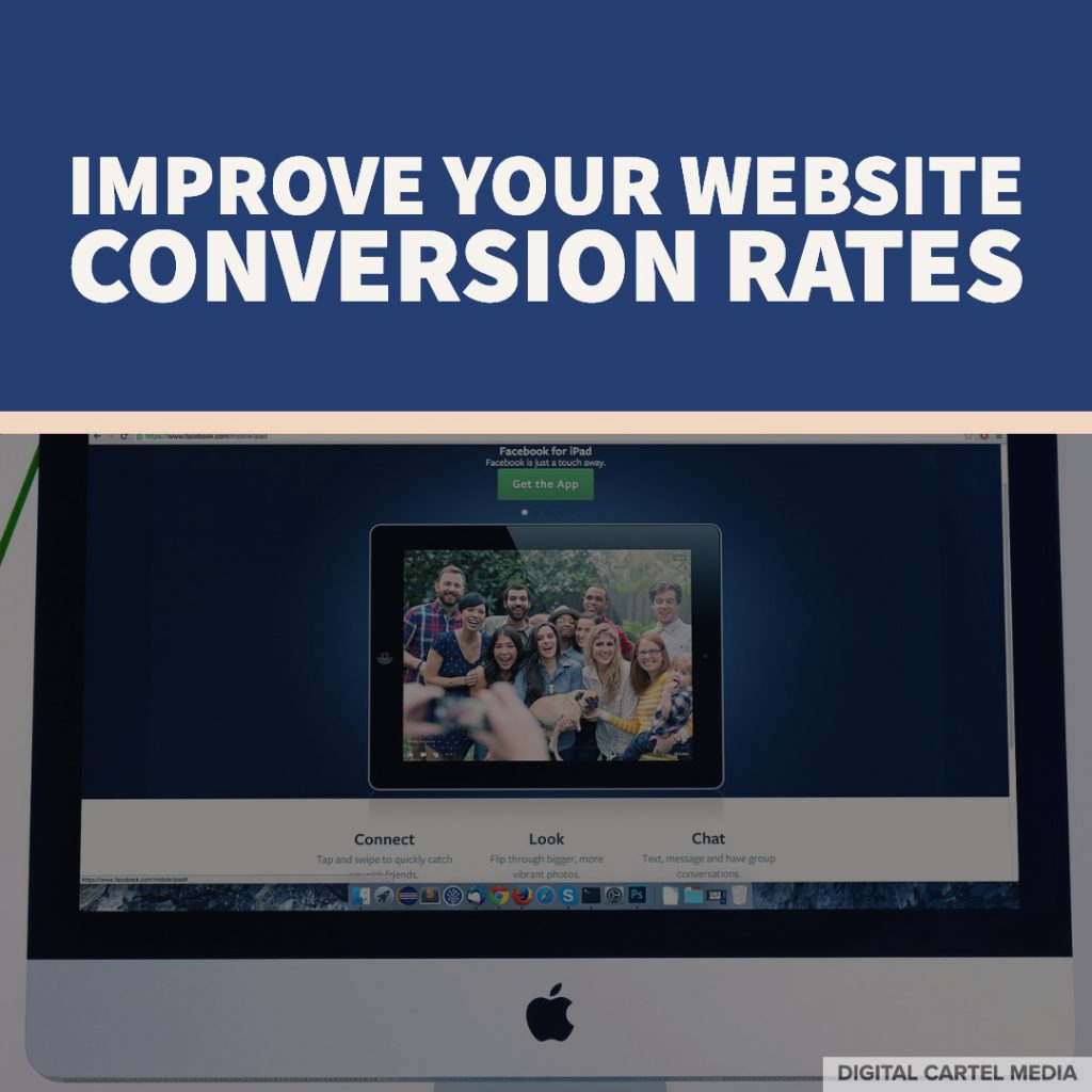 Improve Your Website Conversion Rates